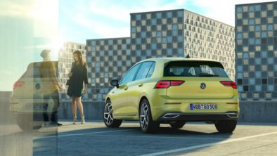 The All New Volkswagen Golf MK8 Debuts 2