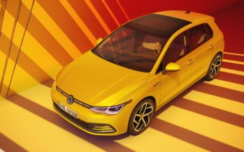 The All New Volkswagen Golf MK8 Debuts 7