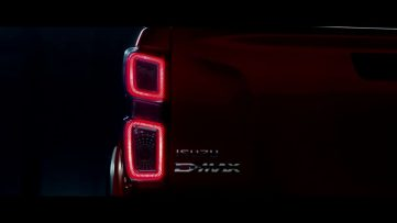 Next Generation Isuzu D-Max to Debut on 11th October 3