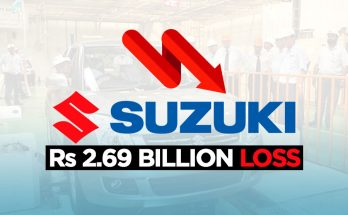 Pak Suzuki Suffers a Loss of Rs 2.69 Billion 40