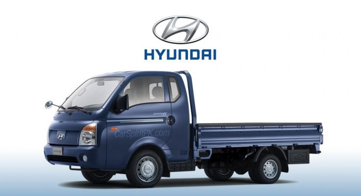 Hyundai-Nishat to Begin Local Assembling with Porter by January 2020 2