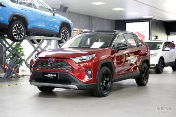 Toyota Wildlander to Debut in China by Year End 4