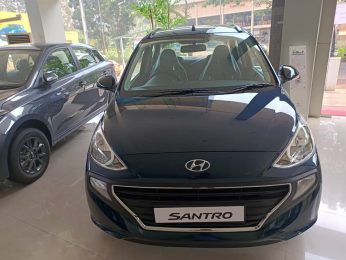 Hyundai Santro Anniversary Edition launched in India at INR 5.12 Lac 6