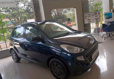 Hyundai Santro Anniversary Edition launched in India at INR 5.12 Lac 7