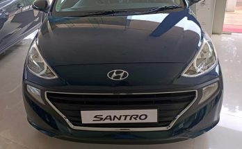 Hyundai Santro Anniversary Edition launched in India at INR 5.12 Lac 2