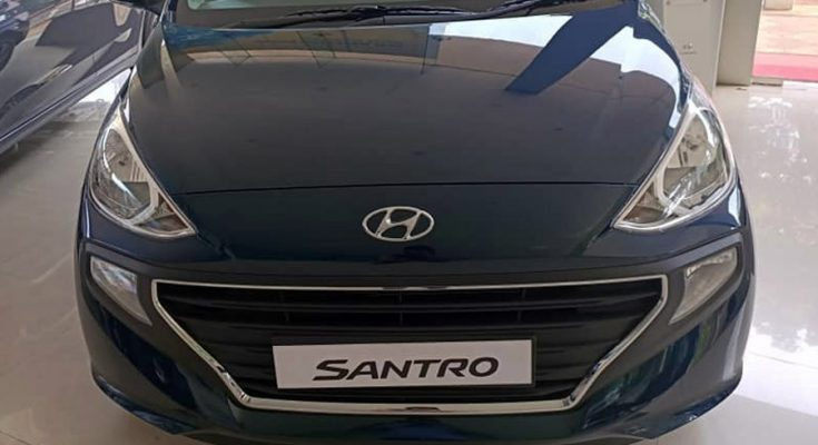 Hyundai Santro Anniversary Edition launched in India at INR 5.12 Lac 1