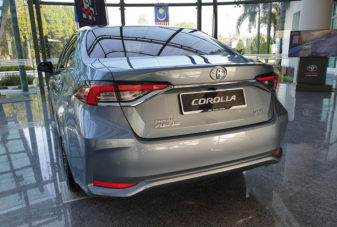 Toyota Corolla Missed a Double Hat-Trick 5