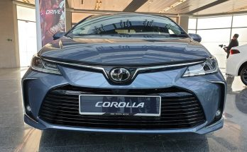 All New Toyota Corolla Launched in Malaysia 2