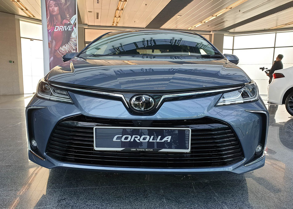 All New Toyota Corolla Launched in Malaysia 1