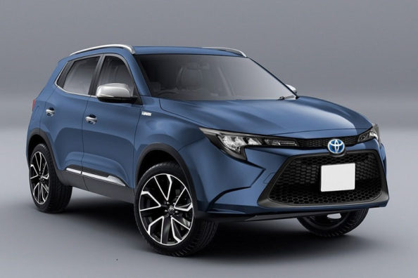 Toyota Rise/ Daihatsu Rocky Subcompact SUVs to Debut in November 1