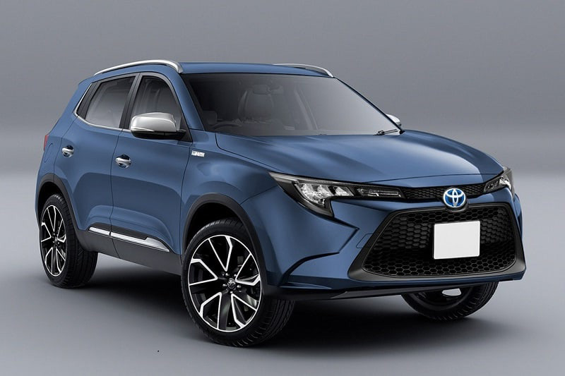 Toyota Rise/ Daihatsu Rocky Subcompact SUVs to Debut in November 5