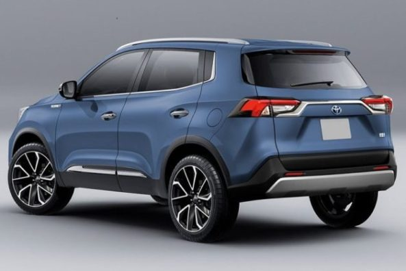 Toyota Rise/ Daihatsu Rocky Subcompact SUVs to Debut in November 2
