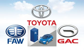 Toyota to Develop Fuel Cell Vehicles with FAW and GAC 12
