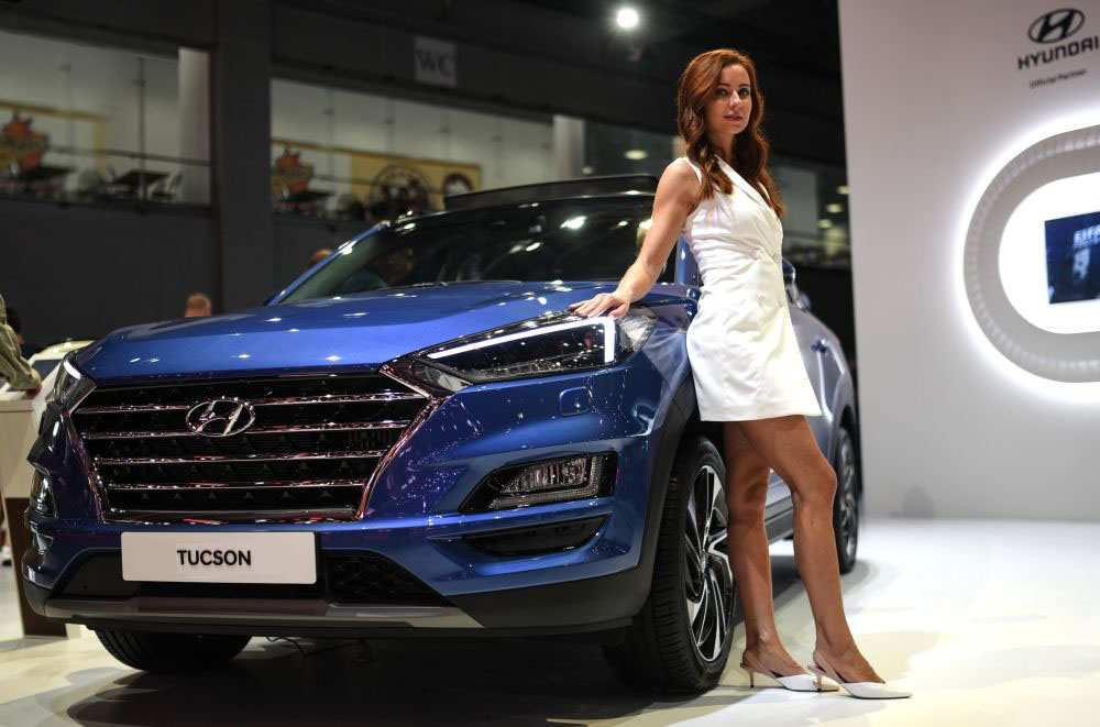 Hyundai-Nishat Preparing to Launch Tucson Crossover SUV in Pakistan 4
