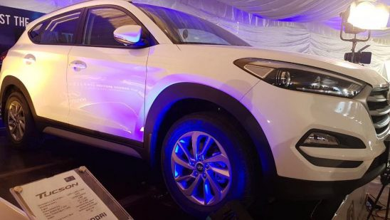 Hyundai-Nishat Preparing to Launch Tucson Crossover SUV in Pakistan 8