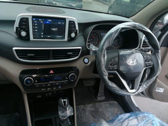 Hyundai-Nishat Preparing to Launch Tucson Crossover SUV in Pakistan 4