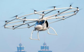 Geely to Launch Air Taxis in China with Volocopter 5