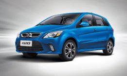 Up Close with the Sazgar BAIC D20 Hatchback 15