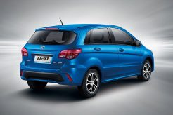 Sazgar's BAIC D20 Hatchback Spotted in Lahore 9