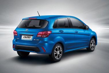 Sazgar's BAIC D20 Hatchback Spotted in Lahore 8