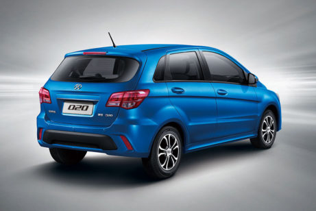 Up Close with the Sazgar BAIC D20 Hatchback 16