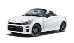 The New Daihatsu Copen GR Sport 2