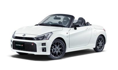 The New Daihatsu Copen GR Sport 1