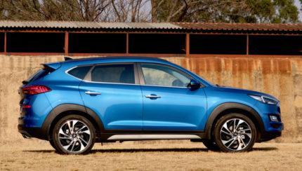 Hyundai-Nishat Preparing to Launch Tucson Crossover SUV in Pakistan 8