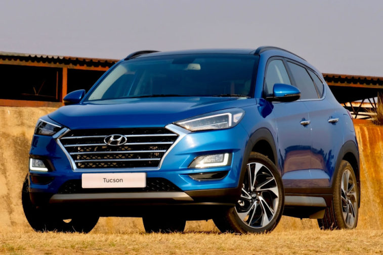 Hyundai-Nishat Preparing to Launch Tucson Crossover SUV in Pakistan 7