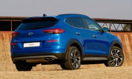 Hyundai-Nishat Preparing to Launch Tucson Crossover SUV in Pakistan 12