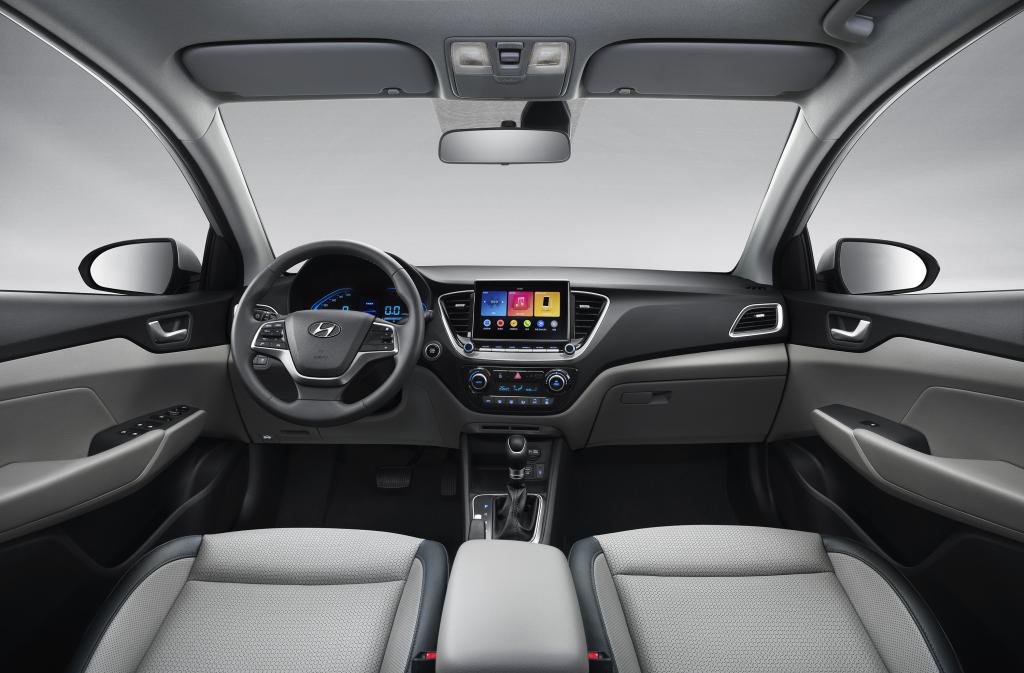 First Official Photos: 2020 Hyundai Verna Facelift 9