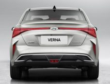 First Official Photos: 2020 Hyundai Verna Facelift 11