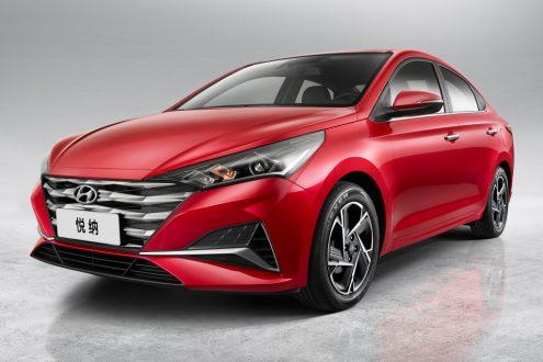 First Official Photos: 2020 Hyundai Verna Facelift 10
