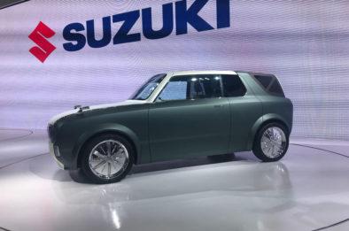 Suzuki Waku SPO and Hanare Concepts at 2019 Tokyo Motor Show 2