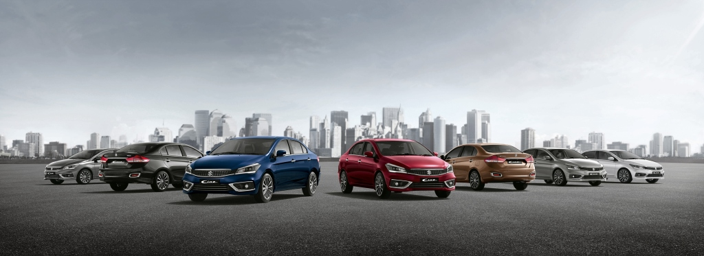 5 Years of Ciaz in India- 2.7 Lac Units Sold 7