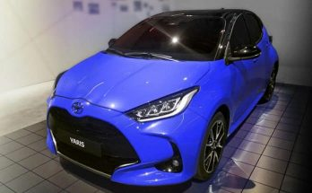 Next Generation Toyota Yaris Leaked Ahead of Debut 56