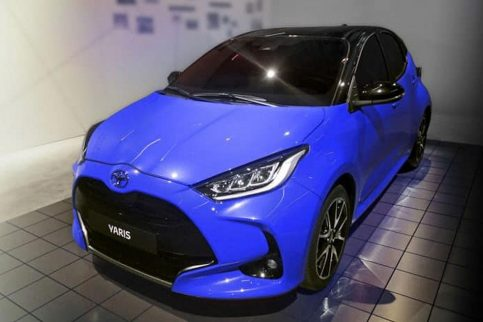 Next Generation Toyota Yaris Leaked Ahead of Debut 3