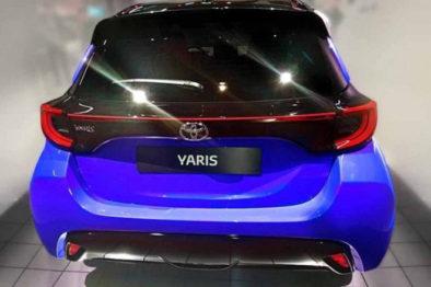 Next Generation Toyota Yaris Leaked Ahead of Debut 4
