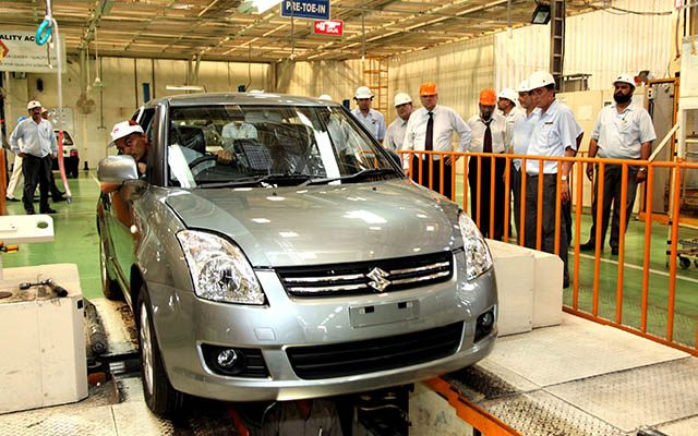 Pak Suzuki Resumes Operations After 84 Days Break 1