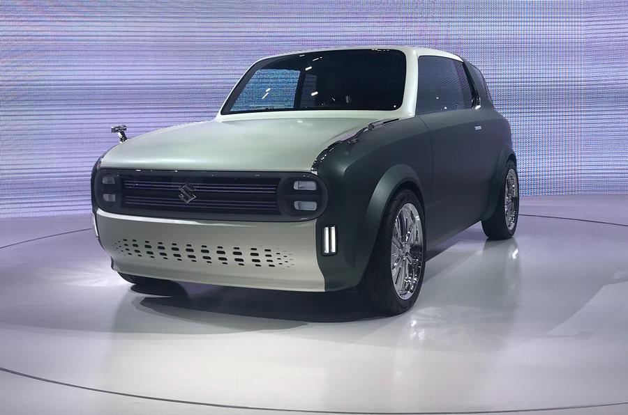 Suzuki Waku SPO and Hanare Concepts at 2019 Tokyo Motor Show 1