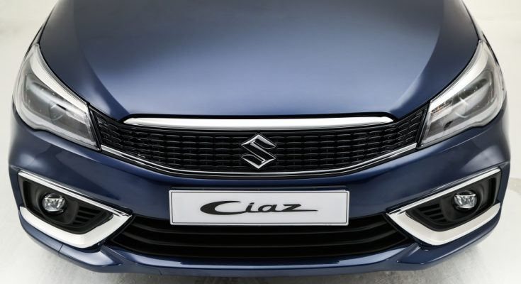 5 Years of Ciaz in India- 2.7 Lac Units Sold 2