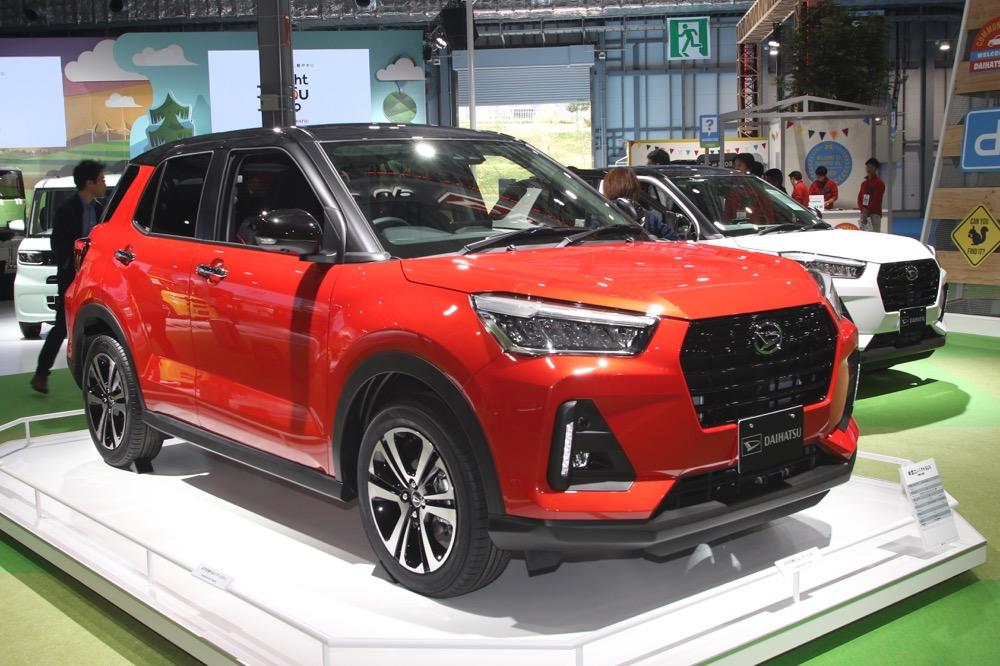 Daihatsu Previews New Compact SUV at 2019 Tokyo Motor Show 2