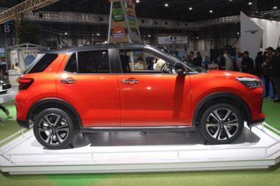 Daihatsu Previews New Compact SUV at 2019 Tokyo Motor Show 10
