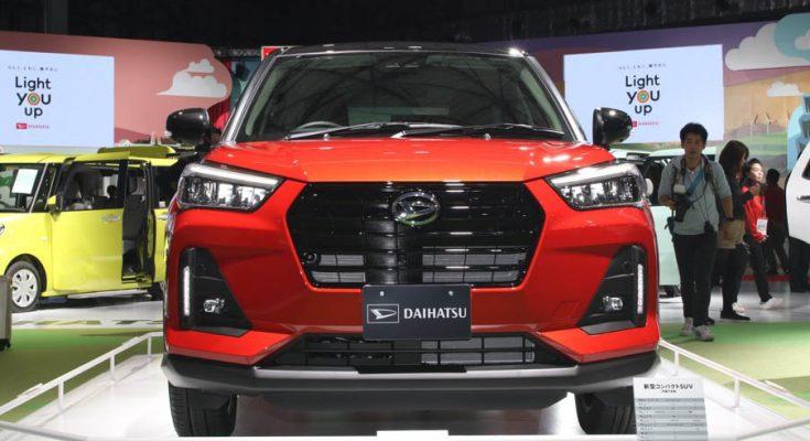 Daihatsu Previews New Compact SUV at 2019 Tokyo Motor Show 1