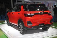Toyota Raize Compact SUV Leaked 6