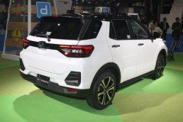 Daihatsu Previews New Compact SUV at 2019 Tokyo Motor Show 9