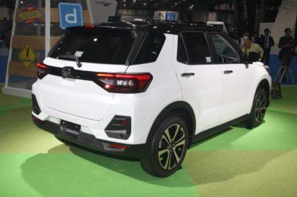 Daihatsu Previews New Compact SUV at 2019 Tokyo Motor Show 4