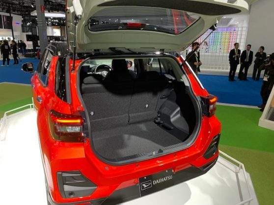 Daihatsu Previews New Compact SUV at 2019 Tokyo Motor Show 12