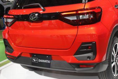 Daihatsu Previews New Compact SUV at 2019 Tokyo Motor Show 18