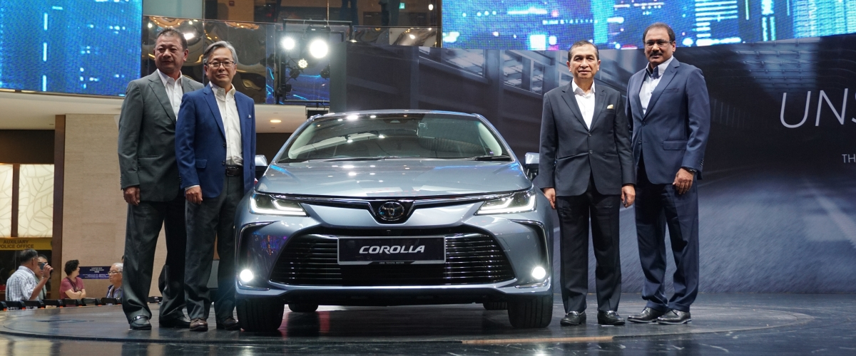 All New Toyota Corolla Launched in Malaysia 5